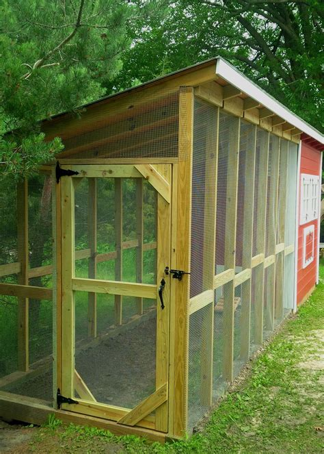 Simple Backyard Chicken Coop Plans