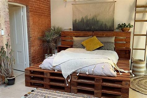 Simple Bed Base Diy Projects