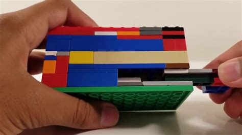 Simple But Cool Lego Puzzle Box Tutorial