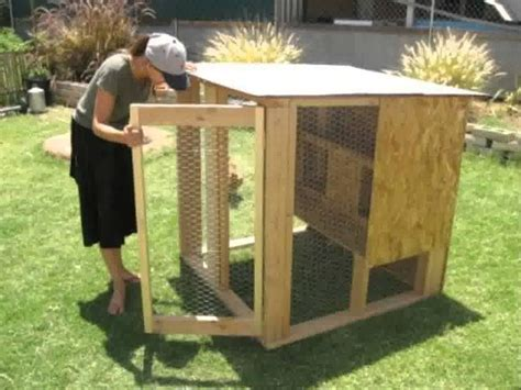 Simple Cheap Diy Chicken Coop