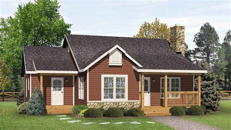 Simple Cottage Farmhouse Plans