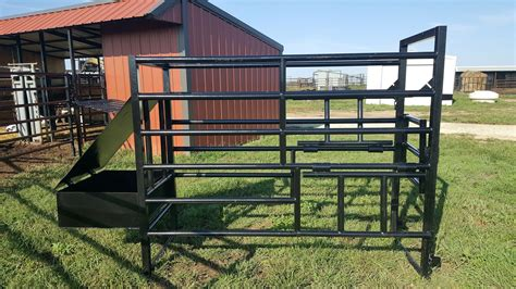 Simple Cow Milking Stanchion Plansource