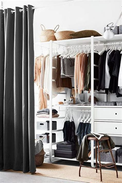 Simple Diy Open Closet With Kennel