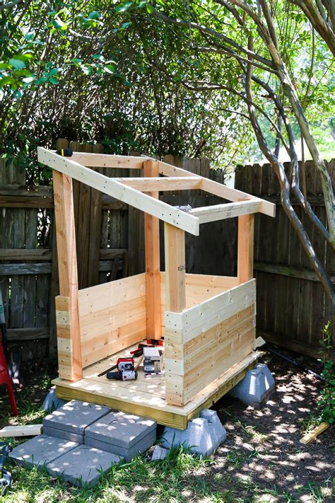 Simple Diy Playhouses