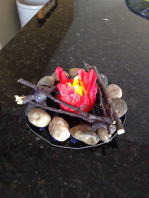 Simple Diy Table Centerpiece International Scout