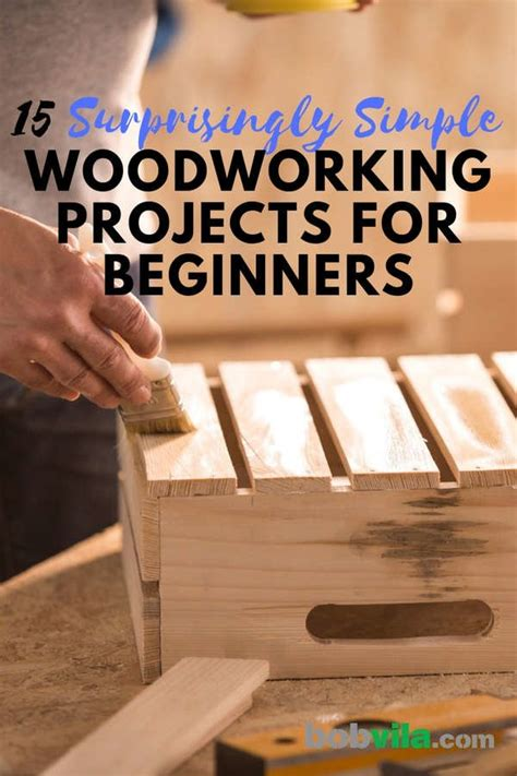 Simple Free Good Woodworking Projects For Beginners