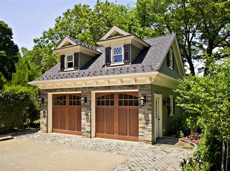 Simple Garage Plans With Living Space