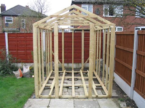 Simple Garden Shed Plans Free