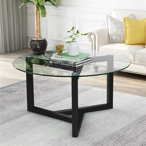 Simple Glass Coffee Tables