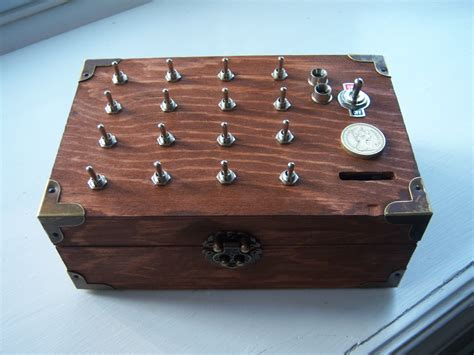 Simple Homemade Puzzle Box