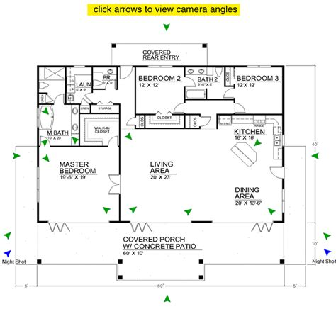 Simple House Plans 2400 Sq Ft