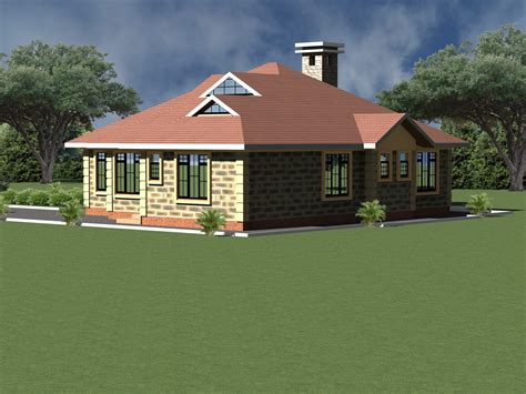 Simple House Plans 4 Bedroom