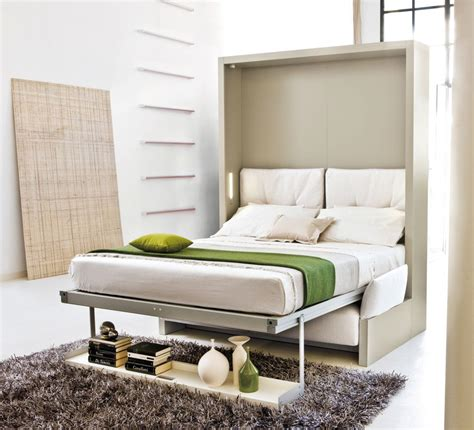Simple Murphy Bed Designs