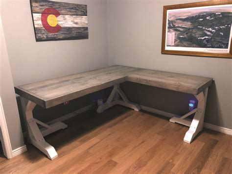 Simple Office Desk Plans