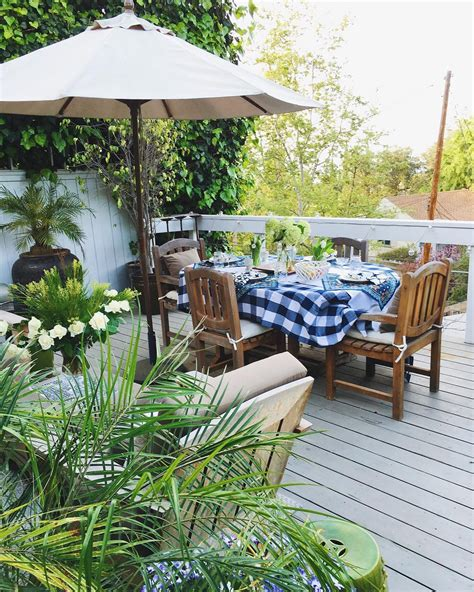 Simple Outdoor Patio Plans