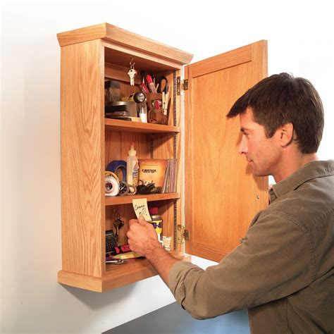 Simple Projects In Woodshop Storage