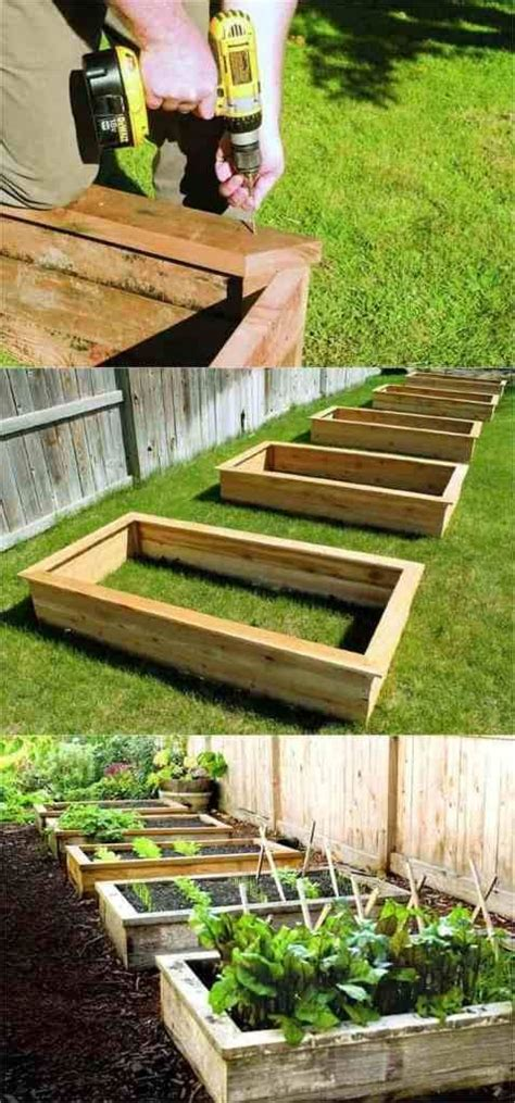 Simple Raised Bed Build