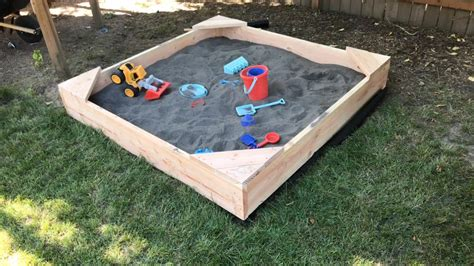 Simple Sandbox Design