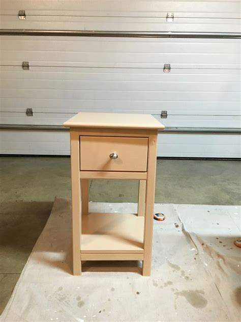 Simple Side Table Night Stand Plans