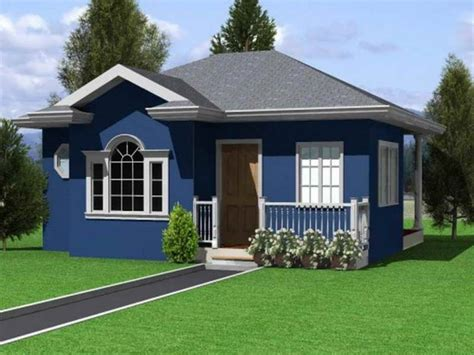 Simple Small House Plans And Designs