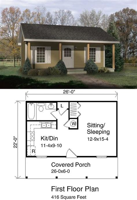 Simple Small House Plans Free