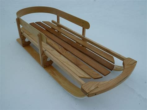 Simple Snow Sled Designs