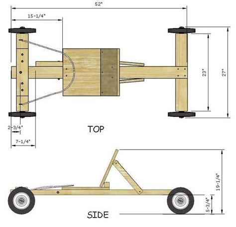 Simple Soap Box Car Plans