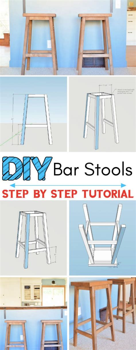 Simple Stool Instructions