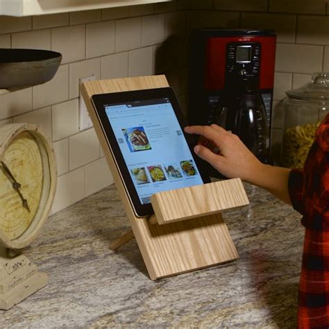 Simple Tablet Stand Diy Network