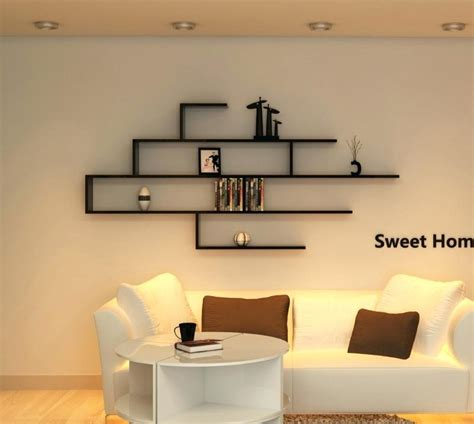 Simple Wall Mounted Bookshelf Plans