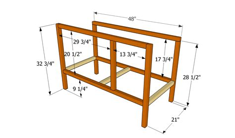 Simple Wood Rabbit Hutch Plans