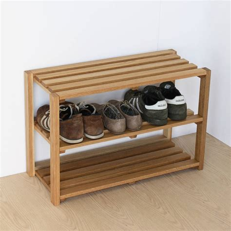 Simple Wooden Shoe Rack Plans