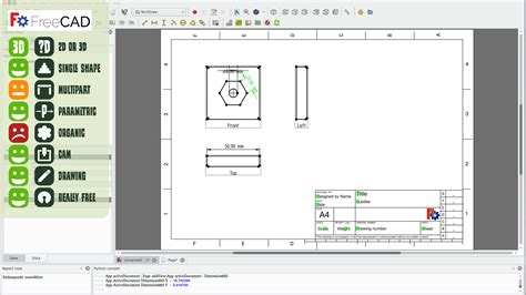 Simple Woodworking Drawing Software