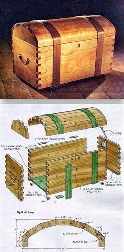 Simple Woodworking Projects Plans