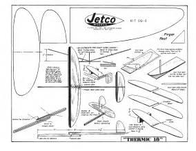 Simple-Balsa-Glider-Plans