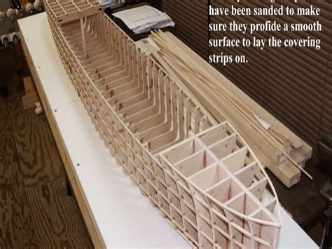 Simple-Balsa-Wood-Model-Boat-Plans