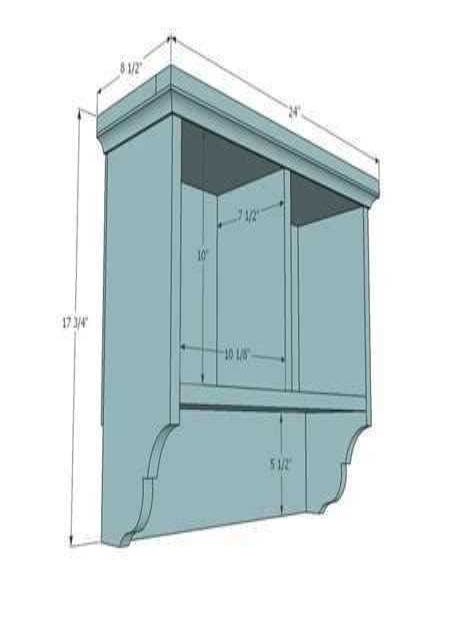 Simple-Bathroom-Wall-Cabinet-Plans