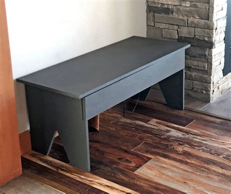 Simple-Boot-Bench-Plans