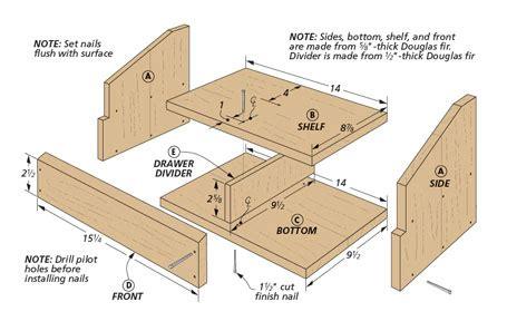 Simple-Bread-Box-Plans