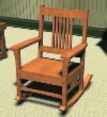 Simple-Childrens-Rocking-Chair-Plans