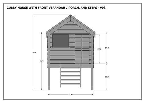 Simple-Cubby-House-Plans