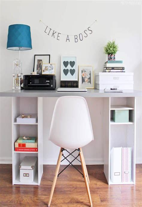 Simple-Diy-Desk-Ideas