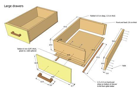 Simple-Drawer-Plans