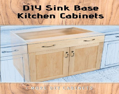 Simple-Kitchen-Hutch-Plans