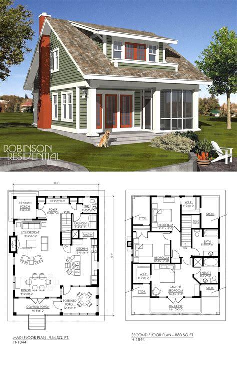 Simple-Lake-House-Plans