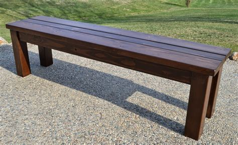 Simple-Outdoor-Wood-Bench-Plans
