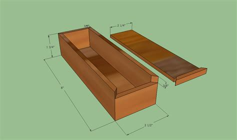 Simple-Pencil-Box-Plans