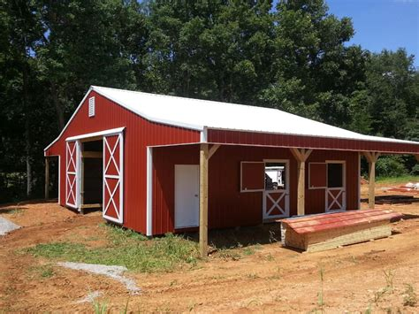 Simple-Pole-Barn-Shed-Plans