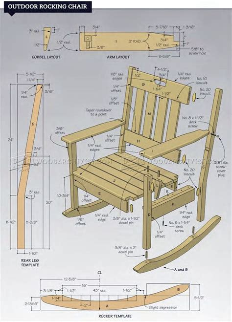 Simple-Rocking-Chair-Plans-Free