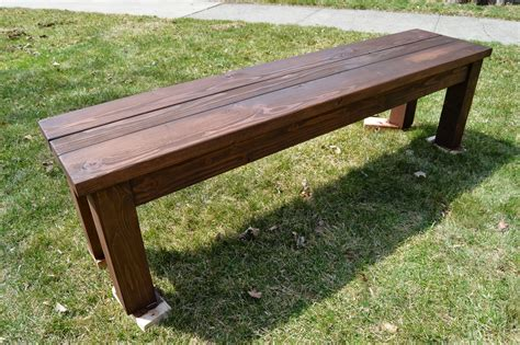 Simple-Rustic-Bench-Plans